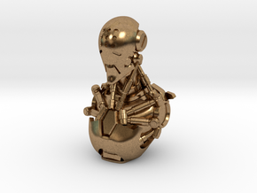 Overwatch Zenyatta  in Natural Brass