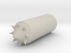 Spike Plug in Natural Sandstone