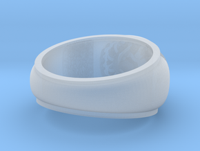 Model-e89401bf331ce900adac20c69c172156 in Smooth Fine Detail Plastic