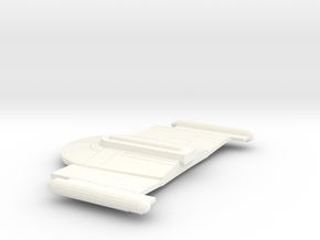 2500 Gallant Wing in White Processed Versatile Plastic