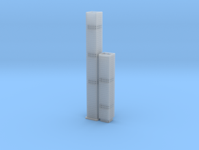 432 Park Ave (1:2000) in Smooth Fine Detail Plastic