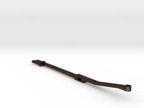 Mogul - Rev. Lever .625 Plus 1% in Matte Bronze Steel