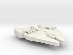 YT-1930 Transport in White Strong & Flexible