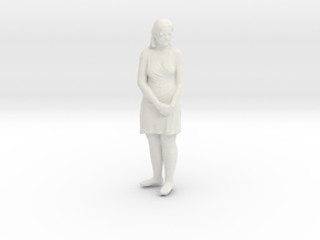 Printle C Femme 085 - 1/43 - wob in White Strong & Flexible