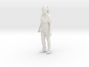 Printle C Femme 092 - 1/43 - wob in White Strong & Flexible