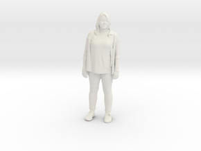 Printle C Femme 089 - 1/43 - wob in White Strong & Flexible