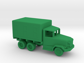 1/200 Scale M109 VAN in Green Strong & Flexible Polished