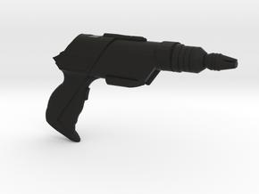 Klingon Disruptor Pistol (Star Trek), 1/6 in Black Natural Versatile Plastic
