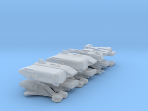 Special Request - Small Ship Mix in Frosted Ultra Detail