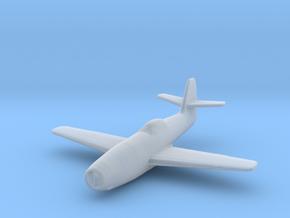 Yakovlev Yak-23 'Flora' in Smooth Fine Detail Plastic: 1:285 - 6mm