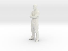 Printle C Homme 027 - 1/32 in White Natural Versatile Plastic