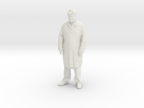 Printle T Homme 047 - 1/32 - wob in White Natural Versatile Plastic