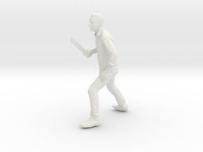 Printle T Homme 053 - 1/32 - wob in White Natural Versatile Plastic