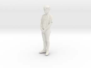 Printle C Homme 072 - 1/32 - wob in White Strong & Flexible