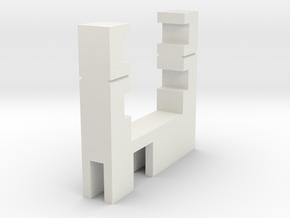 Halter Märklin Innenbeleuchtung in White Strong & Flexible
