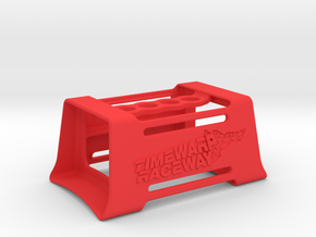 Timewarp RC Raceway Work Stand in Red Processed Versatile Plastic
