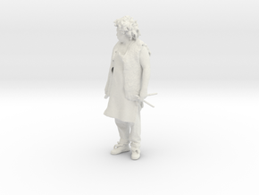 Printle W Homme 095 - 1/32 in White Natural Versatile Plastic