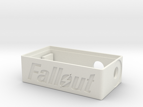 Box Bf Fallout  in White Strong & Flexible