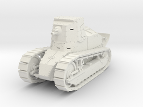 PV168 Renault FT 75 BS (1/48) in White Strong & Flexible