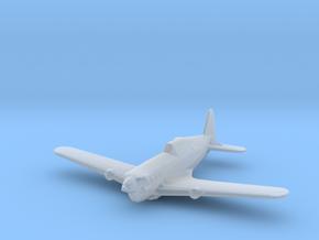 Morane-Saulnier M.S.406 in Smooth Fine Detail Plastic: 1:285 - 6mm