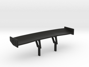 1/32 Spoiler ASV GT3 NSR in Black Strong & Flexible