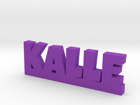 KALLE Lucky in Purple Processed Versatile Plastic