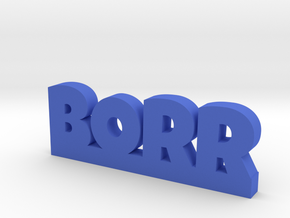 BORR Lucky in Blue Strong & Flexible Polished