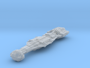 Corvan Light Cruiser Ascendancy class - Armada in Frosted Extreme Detail