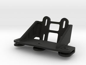 Holder Tiger Sport ZUMO 550 660+TomTomV4 in Black Natural Versatile Plastic