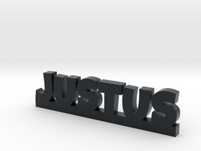 JUSTUS Lucky in Black Hi-Def Acrylate