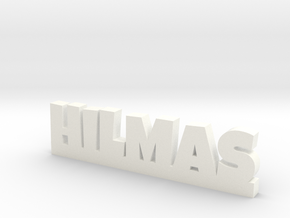 HILMAS Lucky in White Strong & Flexible Polished