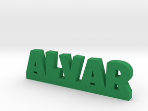 ALVAR Lucky in Green Processed Versatile Plastic