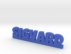 SIGVARD Lucky in Blue Strong & Flexible Polished