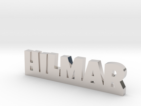 HILMAR Lucky in Rhodium Plated Brass