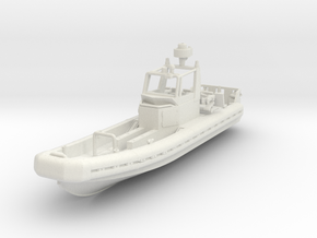 1/87 Riverine Patrol Boat or SURC with weapons in White Natural Versatile Plastic