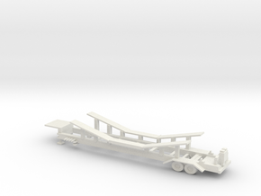Pharoahs's Fury trailer in White Natural Versatile Plastic