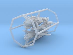 EA-6B w/gear x4 (FUD) in Smooth Fine Detail Plastic: 1:400