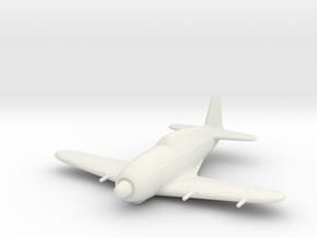 Mitsubishi J2M Raiden 'Jack' in White Strong & Flexible: 1:200