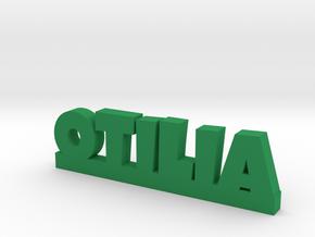 OTILIA Lucky in Green Processed Versatile Plastic