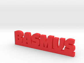 BASMUS Lucky in Red Processed Versatile Plastic