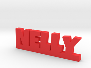 NELLY Lucky in Red Processed Versatile Plastic
