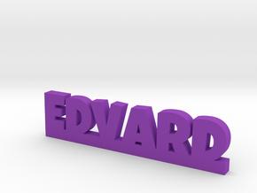 EDVARD Lucky in Purple Processed Versatile Plastic