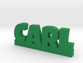 CARL Lucky in Green Processed Versatile Plastic