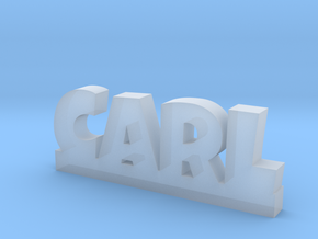 CARL Lucky in Smooth Fine Detail Plastic
