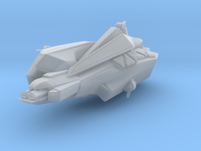 1:1000 - Anubis: Stealth Ship_100mm [The Expanse] in Frosted Ultra Detail