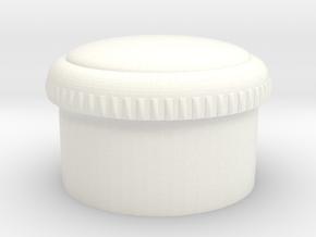 R44 Fuel Filler in White Processed Versatile Plastic
