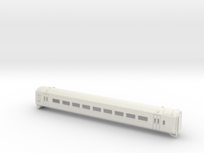 Class 158 version 1 TT in White Natural Versatile Plastic