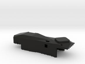 "Nanocopter ""Mini-Mavic"" - Upper Part in Black Strong & Flexible"