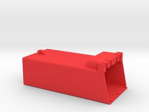 """Nanocopter """"Mini-Mavic"""" - Lipo Case in Red Processed Versatile Plastic"""