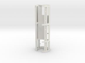 GCM114-01-CF7 - Crystal Focus 6 / 7 + CEX + 18650  in White Natural Versatile Plastic